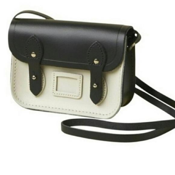 The Cambridge Satchel Company Handbags - Cambridge Satchel Co. leather crossbody